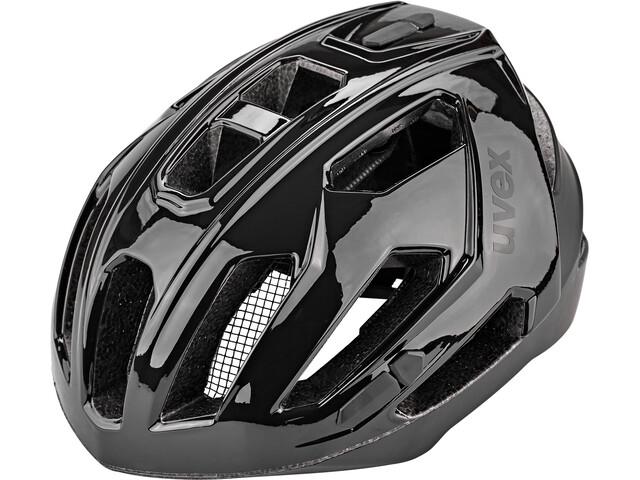 UVEX Quatro XC Helm black